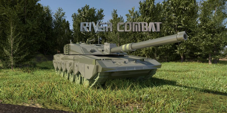Combat river